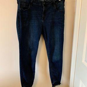 Old Navy, Rockstar, super skinny, jeans
